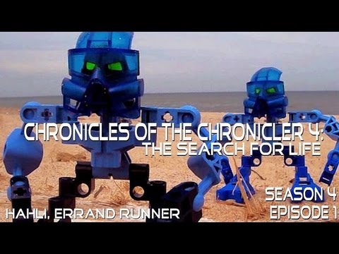Chronicles of the Chronicler 4: The Search for Life - Episode 1: Hahli, Errand Runner