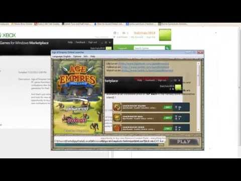 Age Of Empires Online - Tutorial; How To Register-download-install.