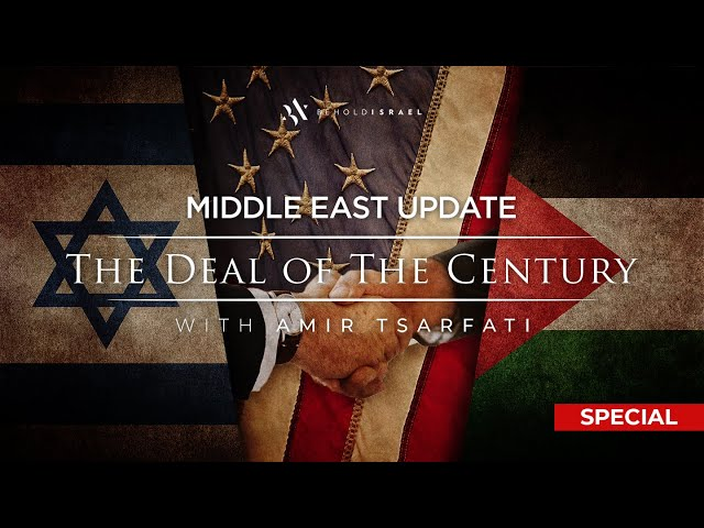 Amir Tsarfati: Middle East Update, January 30, 2020