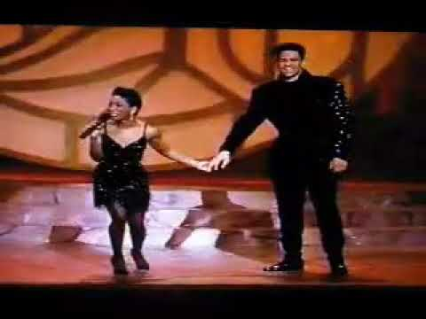 """Stephanie Mills and Christopher Williams """"Feel the Fire"""" live FULL"""