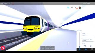 Roblox New Mnd The Gap Class 365 Regional Westport to North End