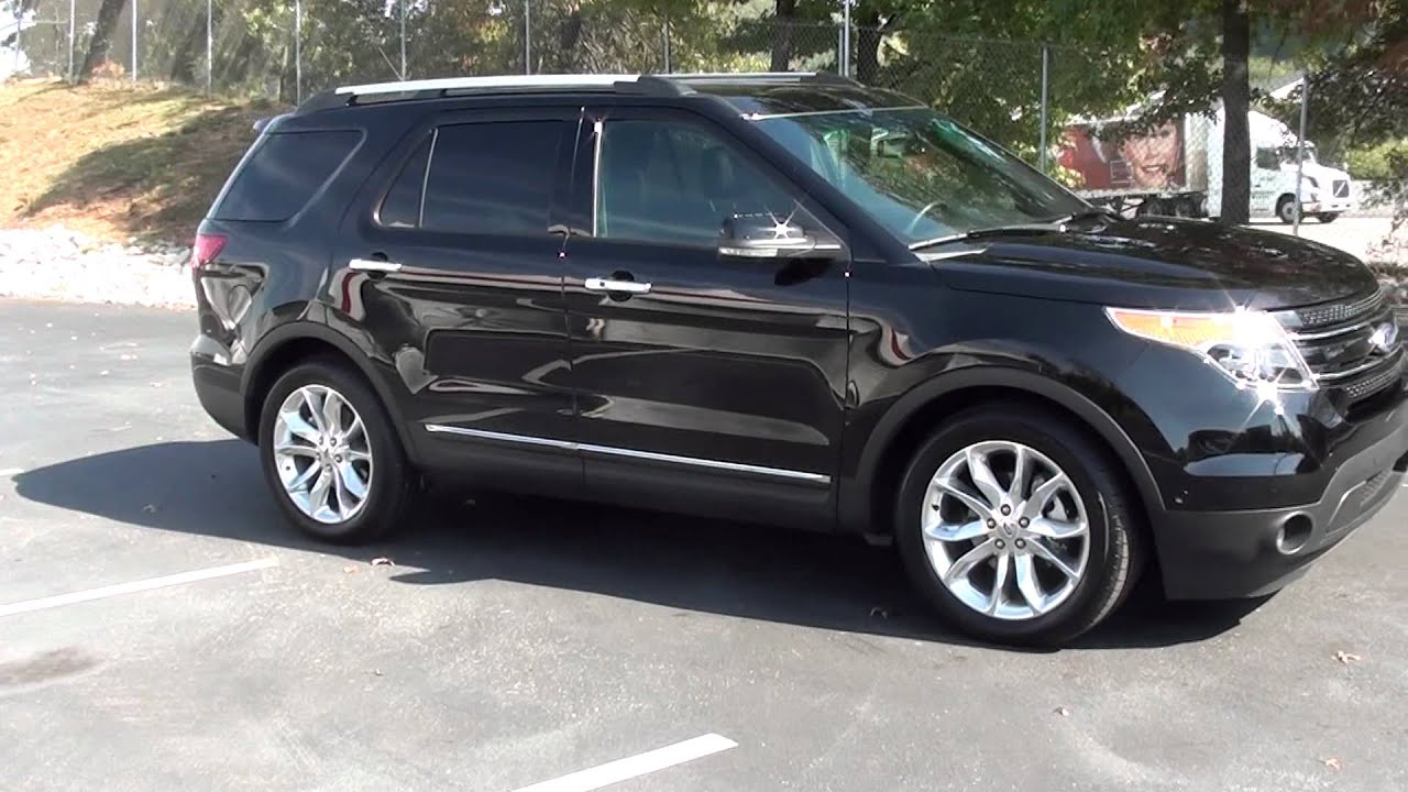 for sale 2011 ford explorer limited 1 owner 14k miles stk 20205a. Black Bedroom Furniture Sets. Home Design Ideas