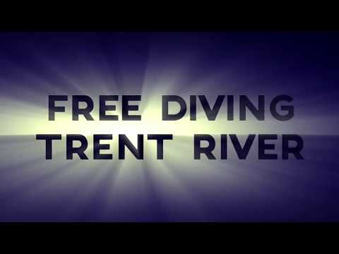 Free Diving - Trent River