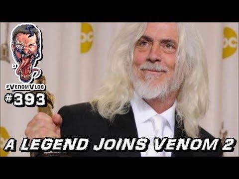 Venom Vlog #393: Robert Richardson joins Venom 2!