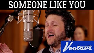 Someone Like You - Voctave (feat. Jody McBrayer)