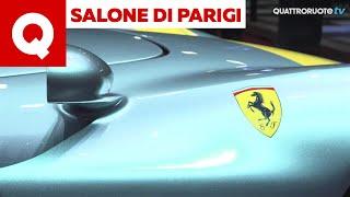 Ferrari Monza SP1: ce la racconta Flavio Manzoni, capo dello stile Ferrari