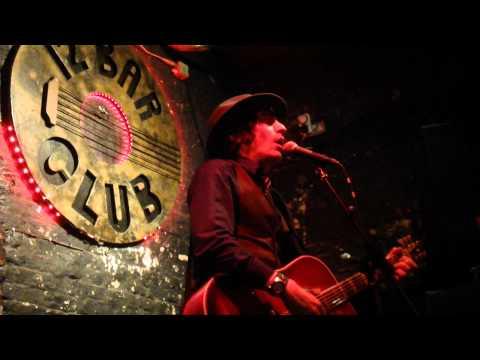 Jesse Malin - Downliner live at the 12 Bar Club, London