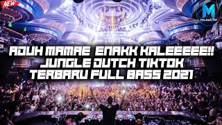 Download lagu DJ JUNGLE DUTCH TIKTOK TERBARU REMIX FULL BASS 2021