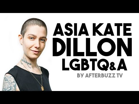 Interview with Asia Kate Dillon: TV's First Gender Non-Binary Actor Talks Billions, Emmys, & More