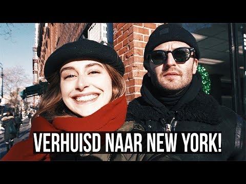 VERHUISD NAAR NEW YORK! ✈ NYC No.1 ☆ SAAR