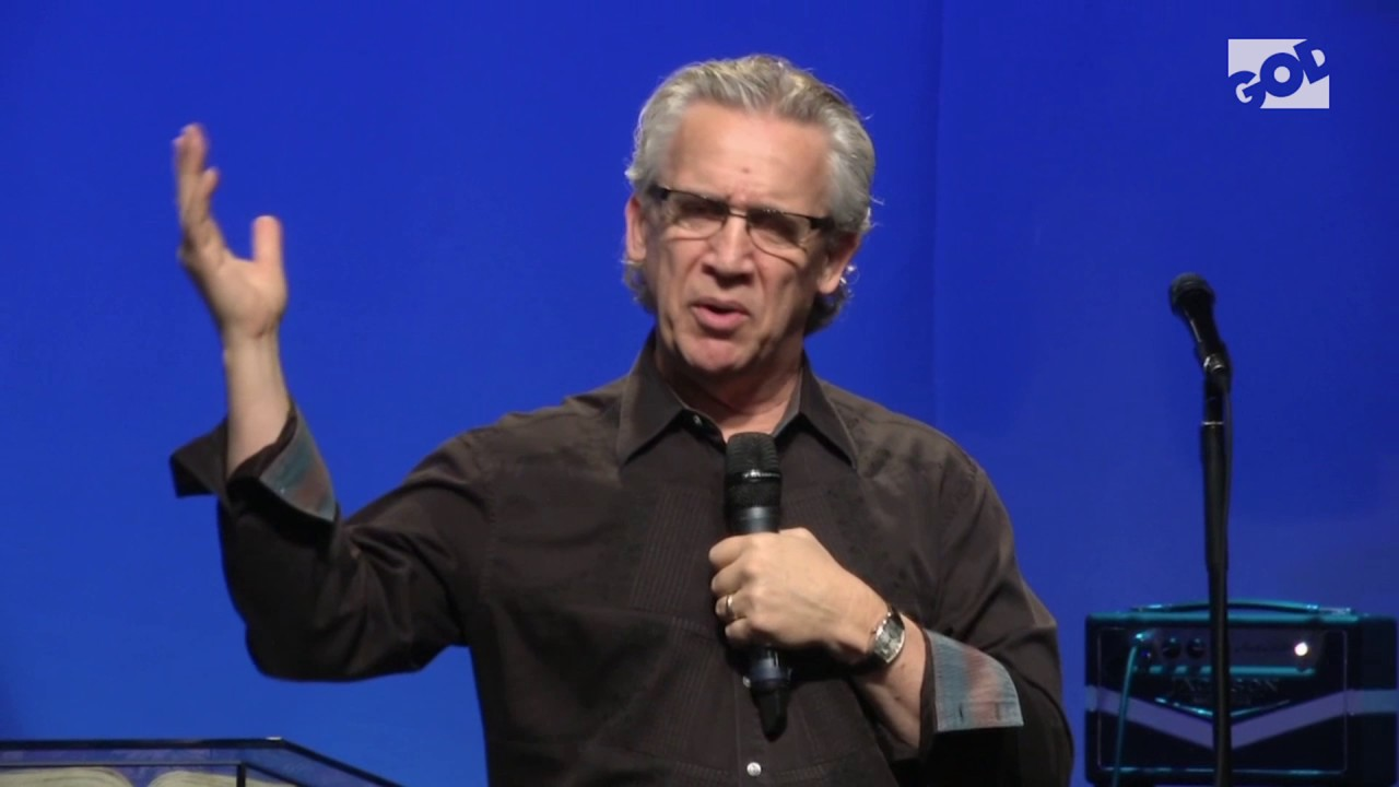 Download Bill Johnson- Seek the Blessings of the Lord