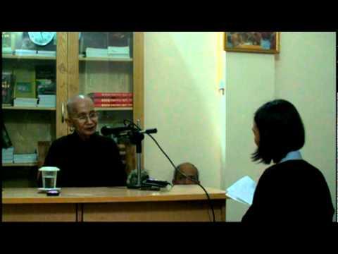 20111123 Pháp thoại tại chùa Hương Hải Thiền - Chi Đông