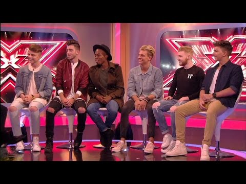 The Xtra Factor UK 2016 6 Chair Challenge Boys Interview Full Clip S13E09