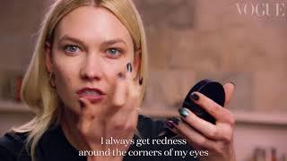 Beach-ready makeup tutorial from supermodel Karlie Kloss