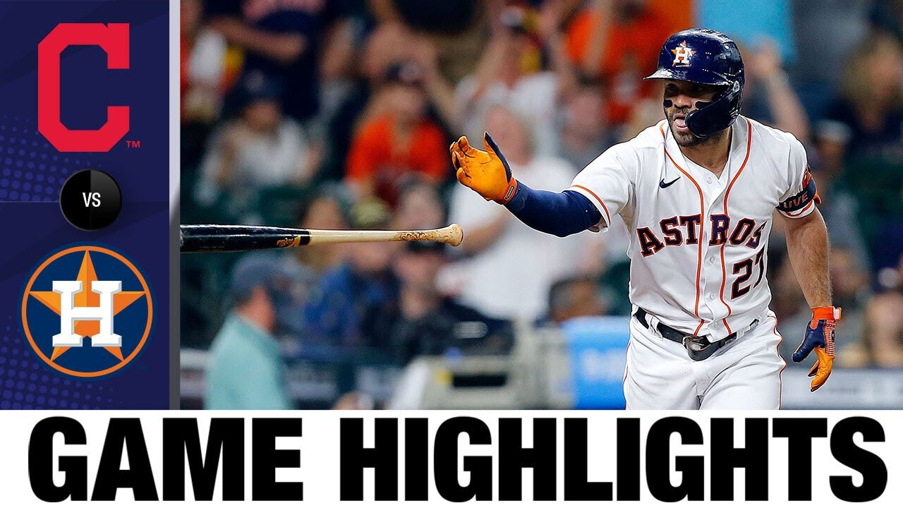 Download Indians vs. Astros Game Highlights (7/20/21)   MLB Highlights