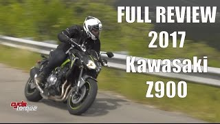 Kawasaki Z900 Review | 2017 Model First Ride