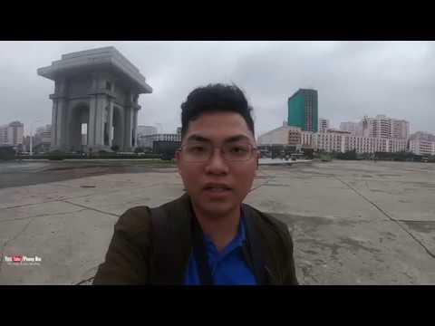 Khám Phá Triều Tiên (P2) Lo Sợ Khi Ra Đường | PHONG BỤI
