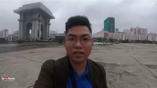 Khám Phá Triều Tiên (P3) Lo Sợ Khi Ra Đường | PHONG BỤI