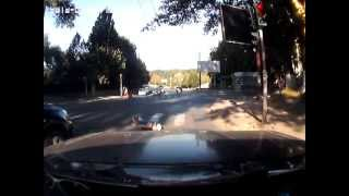 приступ эпилепсии на дороге