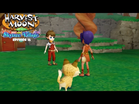 Make Harvest Moon Skytree Village  Let's Play Episode 16|Two New DLC Characters! Screenshots