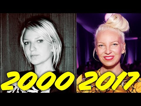 The Evolution of Sia (2000-2017)