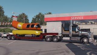 "[""garage"", ""garage54"", ""eight wheel car"", ""ats"", ""trucking"", ""trucking gaming"", ""peterbilt"", ""gaming"", ""chassis"", ""truck simulator"", ""american truck simulator"", ""gameplay"", ""peterbilt truck mods american truck simulator"", ""peterbilt truck mods ats"", ""ats"