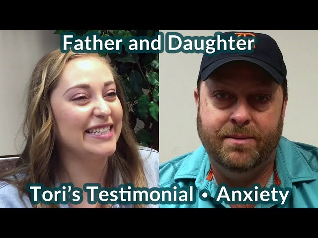 Father and Daughter Testimonial