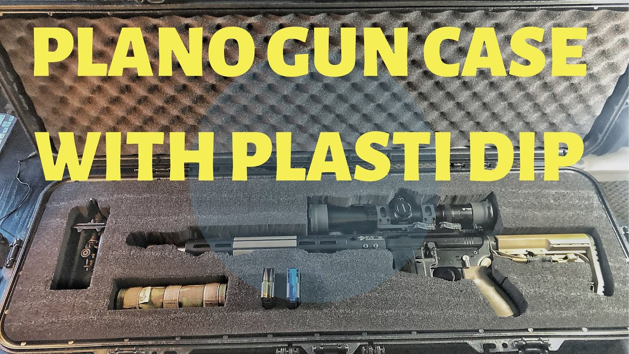 Plano All Weather Gun Case   AR15 Case