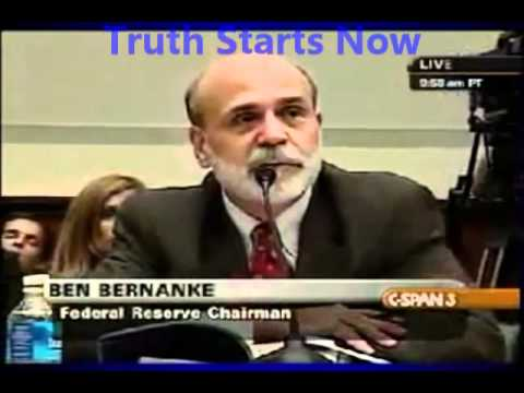 Alan Grayson Laughs In Ben Bernanke's Face