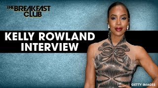 Kelly Rowland Talks New Music, Motherhood + More