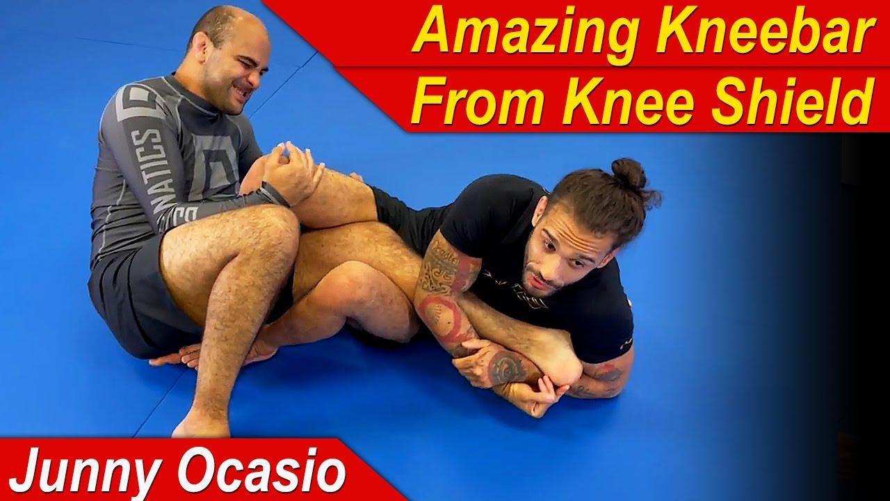 Amazing Kneebar From The Knee Shields by Junny Ocasio