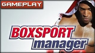 Worldwide Boxing Manager Gameplay PC HD