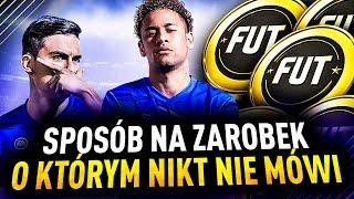 Sposób na ZAROBEK, o którym NIKT NIE MÓWI! | FIFA 19 HANDEL