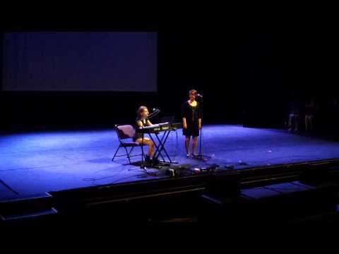 Oslo International Culture Evening 2014_Georgia Piano, Guitar and Song