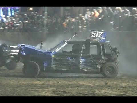 PATCH WIRE DEMOLITION DERBY 2017