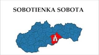 Piesne z Gemera 053 - SOBOTIENKA, SOBOTA