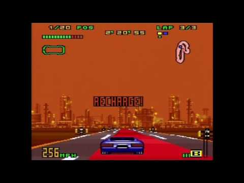Top Gear 3000 Playthrough (Actual SNES Capture) - Part 5