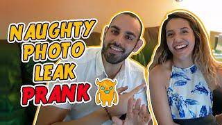 Boyfriend LOSES IT Over Naughty Photo Leak