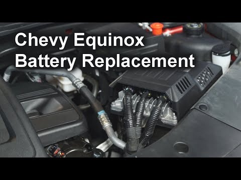 Chevrolet Equinox Battery Replacement - The Battery Shop