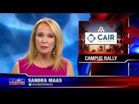 Video: CAIR-San Diego Joins Rally Against Islamophobia After Attack on Muslim Student