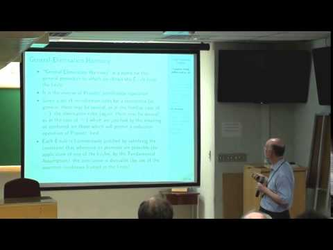 CLE4Science Colloquia: Stephen Read