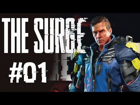 The Surge #01 Die erste Stunde im Neuen Job
