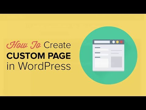 how-to-create-a-custom-page-in-wordpress