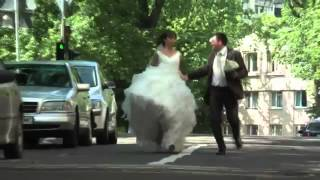 Свадебное видео в Киеве. После росписи.(, 2012-06-08T22:54:32.000Z)