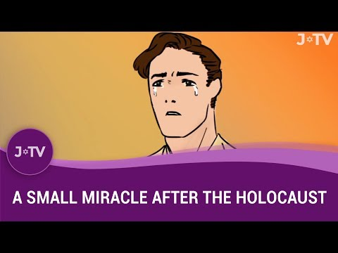 A Small Miracle After the Holocaust