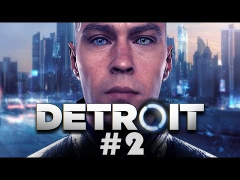 Super Best Friends Play Detroit: Become Human (Part 2)