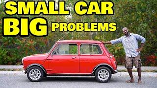 Saving A DEAD Classic Mini Cooper I found on the Internet