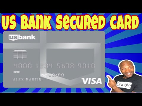 US Bank Secured Credit Card