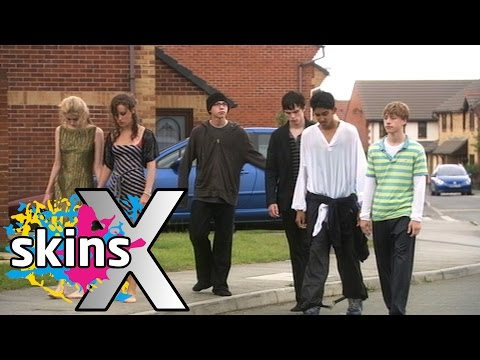 First Skins Party - Skins 10th Anniversary