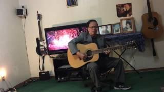 RUNG CHUA THAY LA -Nhac  HUYNH ANH  -Khuong le  guitar